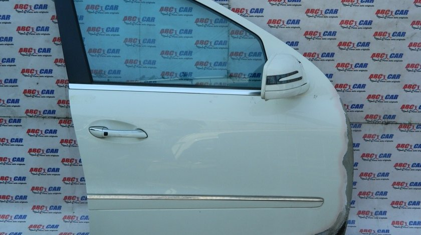 Geam usa dreapta fata Mercedes ML-Class W164 Facelift