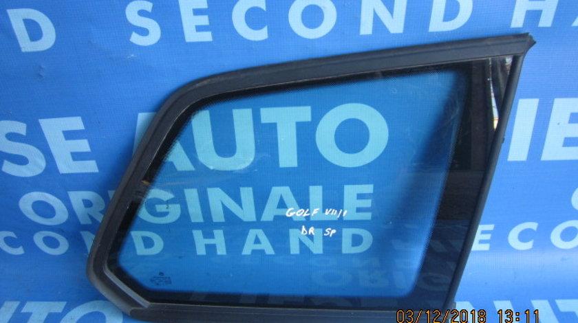 Geamuri caroserie VW Golf VII; combi (spate, cheder deteriorat)
