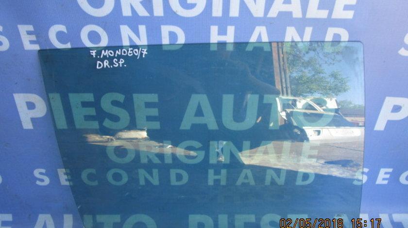 Geamuri portiere Ford Mondeo ; combi (spate)