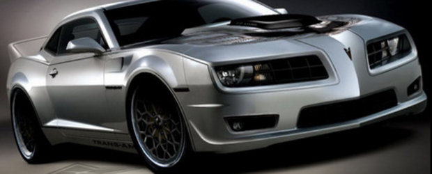 Gearhead Performance: Un Trans Am in plus!
