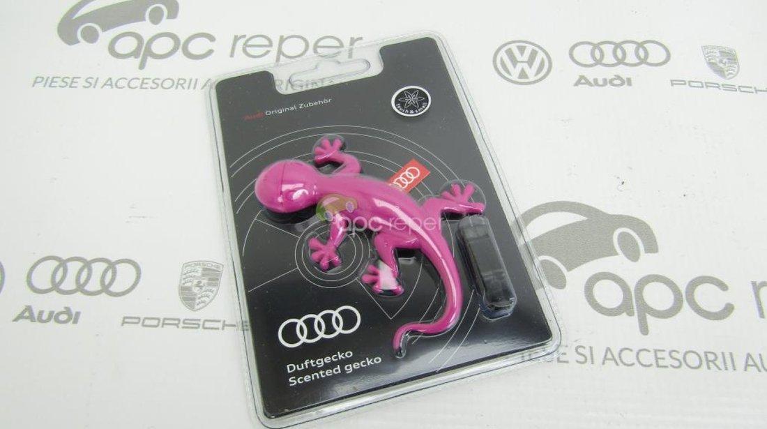 Gecko ,,Flowery - Sweet'' Odorizant Auto Audi Original - Pink