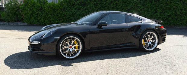 Gemballa a construit un Porsche care face suta la fel de repede ca un Chiron. Fara sa coste insa 2.4 milioane euro