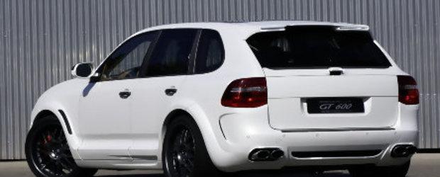 Gemballa GT 600 Aero 3 Sport Design - Cayenne Turbo de 600 CP