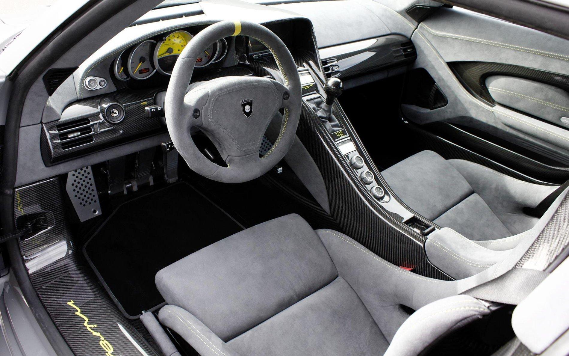 Gemballa Mirage GT - Gemballa Mirage GT