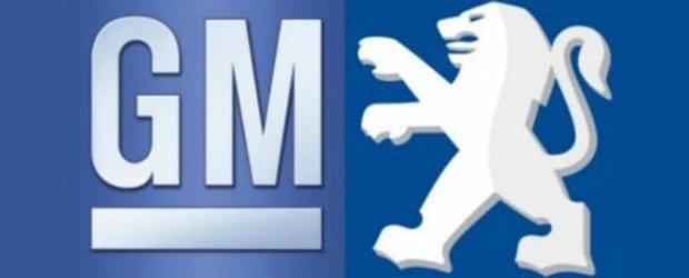 General Motors a semnat o alianta cu Peugeot