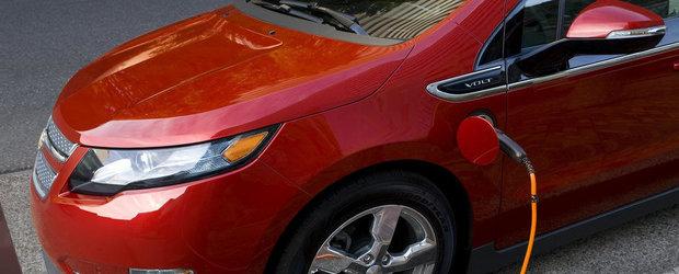 General Motors pregateste autvehicule cu autonomie de 322 km