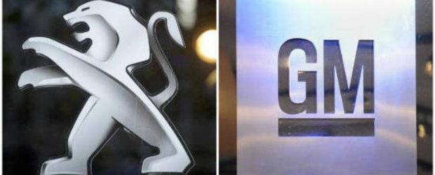 General Motors si PSA Peugeot Citroen nu vor mai construi un model de clasa mare