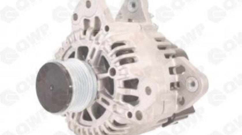 Generator / Alternator AUDI A1 (8X1, 8XK, 8XF) (2010 - 2016) QWP WGE346 piesa NOUA