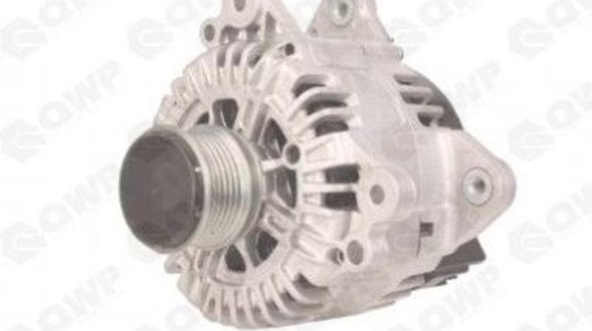 Generator / Alternator AUDI A1 (8X1, 8XK, 8XF) (2010 - 2016) QWP WGE108 piesa NOUA