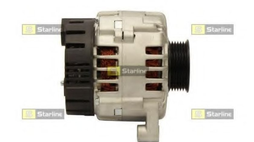 Generator / Alternator AUDI A4 (8EC, B7) (2004 - 2008) STARLINE AX 1189 piesa NOUA