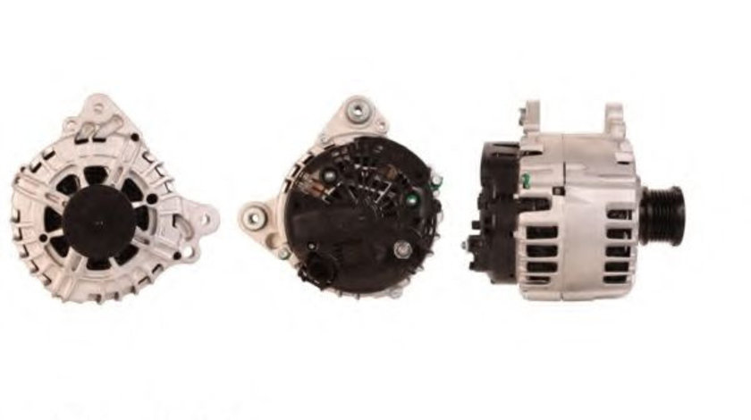 Generator / Alternator AUDI A4 Allroad (8KH, B8) (2009 - 2016) ELSTOCK 28-5797 piesa NOUA
