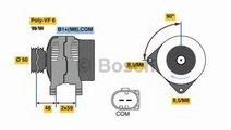 Generator / Alternator AUDI A4 Allroad (8KH, B8) (...