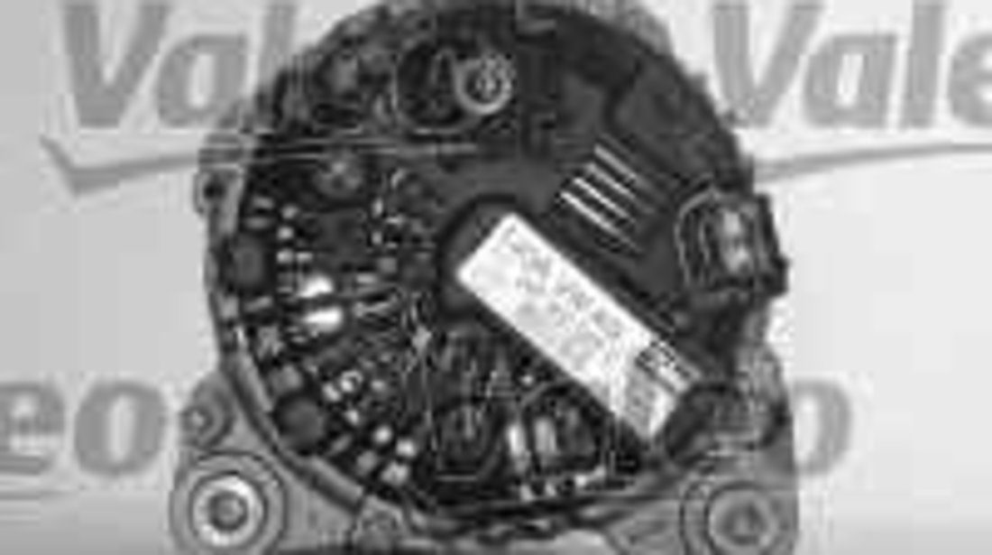 Generator / Alternator AUDI A4 Avant 8E5 B6 VALEO 437454