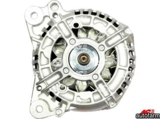 Generator / Alternator AUDI A4 Avant (8ED, B7) AS-PL A0190