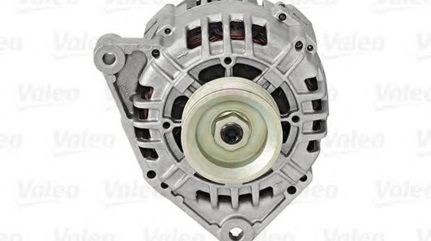Generator / Alternator AUDI A4 Cabriolet (8H7, B6, 8HE, B7) (2002 - 2009) VALEO 437173 piesa NOUA