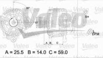 Generator / Alternator AUDI A4 Cabriolet 8H7 B6 8H...