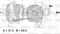 Generator / Alternator FIAT PUNTO (188) (1999 - 20...