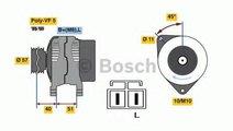 Generator / Alternator KIA RIO II limuzina (JB) (2...