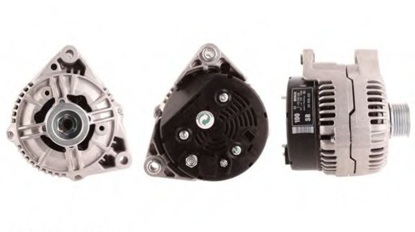 Generator / Alternator OPEL ASTRA G Limuzina (F69) (1998 - 2009) ELSTOCK 28-3535 piesa NOUA
