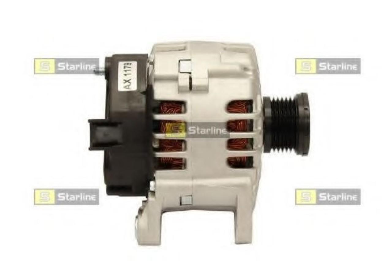 Generator / Alternator OPEL MOVANO autobasculanta (H9) (1999 - 2010) STARLINE AX 1179 produs NOU