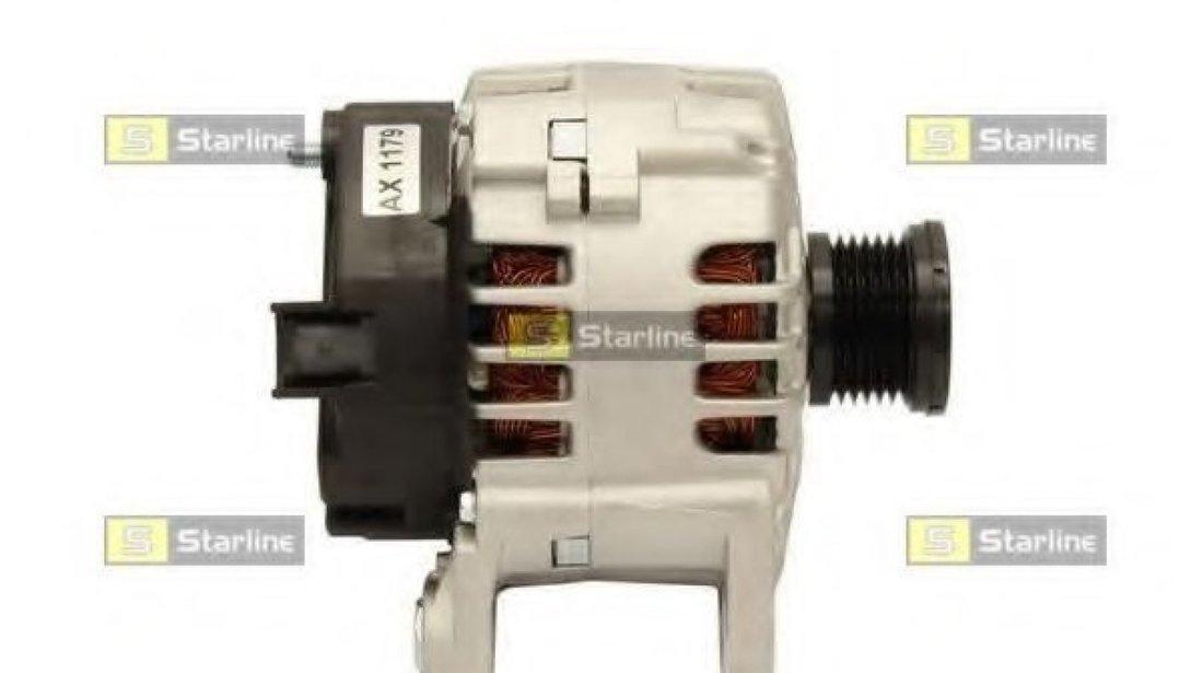 Generator / Alternator OPEL MOVANO platou / sasiu (U9, E9) (1998 - 2010) STARLINE AX 1179 produs NOU