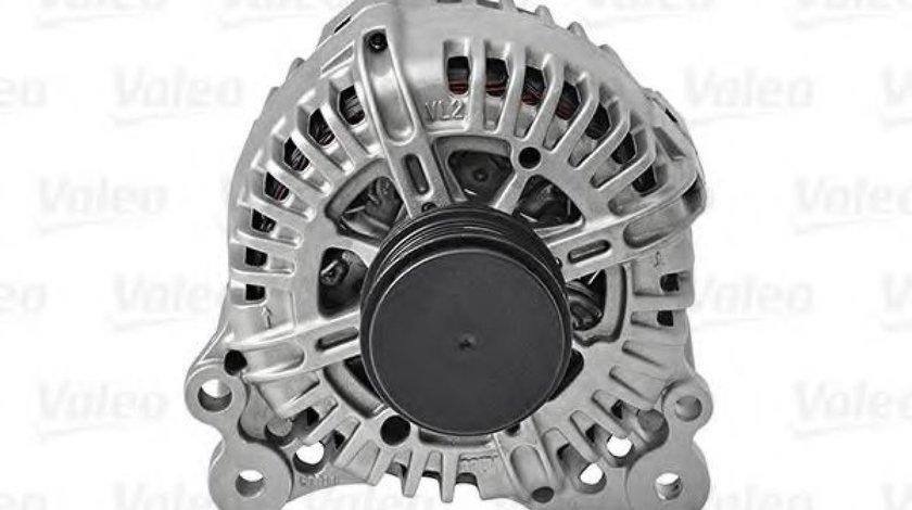 Generator / Alternator VW POLO (6R, 6C) (2009 - 2016) VALEO 437454 piesa NOUA
