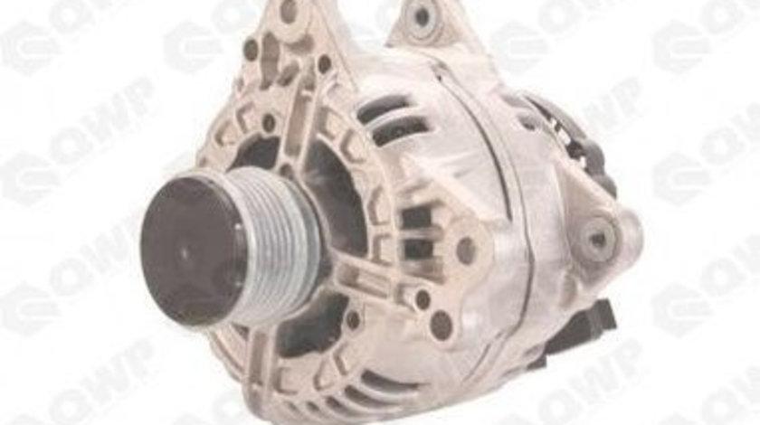 Generator / Alternator VW TOUAREG (7LA, 7L6, 7L7) (2002 - 2010) QWP WGE627 piesa NOUA