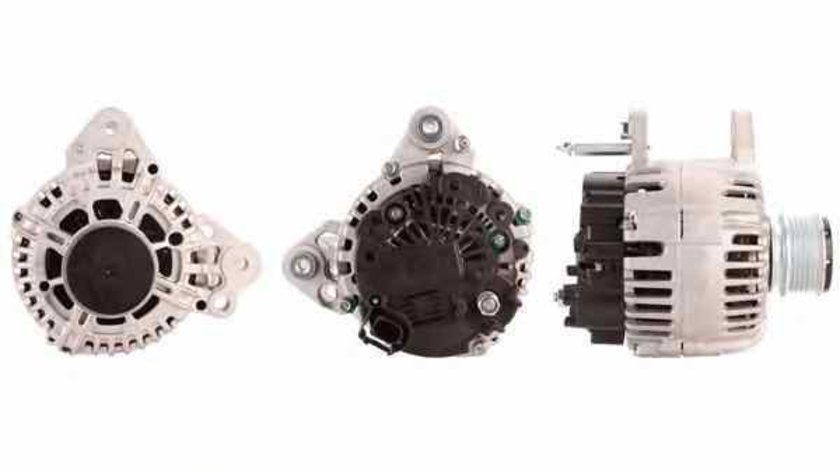 Generator / Alternator VW TOURAN (1T1, 1T2) ELSTOCK 28-4862