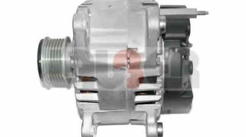Generator / Alternator VW TOURAN (1T1, 1T2) LAUBER 11.1782