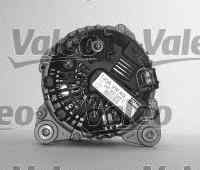 Generator / Alternator VW TOURAN 1T1 1T2 VALEO 437454
