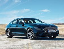Genesis G70 Facelift - Versiunea australiana