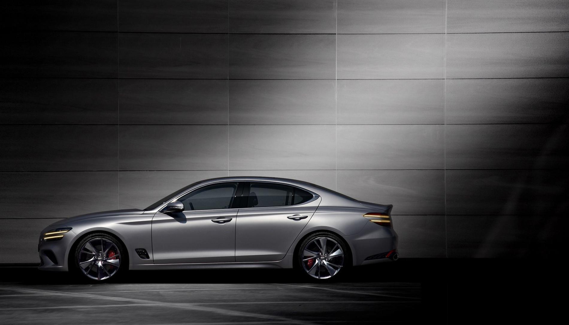 Genesis G70 Facelift - Genesis G70 Facelift