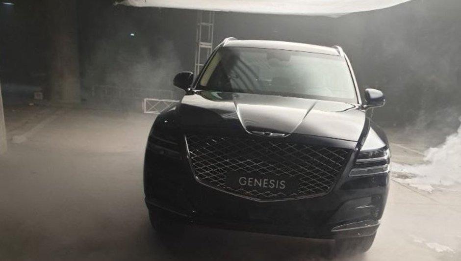 Genesis GV80 - Poza exterior