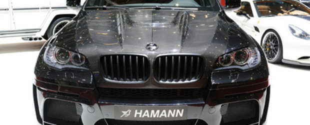 Geneva 2010: Hamann Tycoon EVO M - Puternic ca Lambo LP670-4 SV!