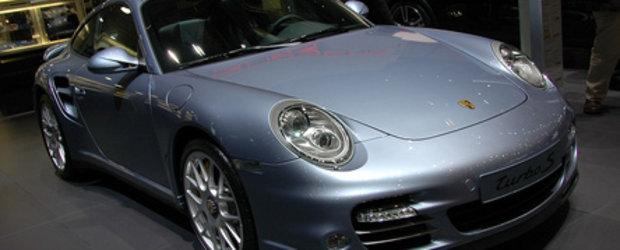 Geneva 2010: Noul 911 Turbo S in lumina reflectoarelor