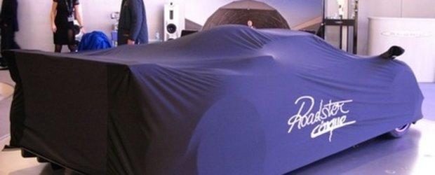 Geneva 2010: Pagani Zonda Cinque Roadster