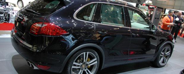 Geneva 2010: Porsche Cayenne a ajuns la a doua generatie