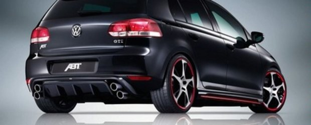 Geneva 2010: VW Golf R by ABT Sportsline