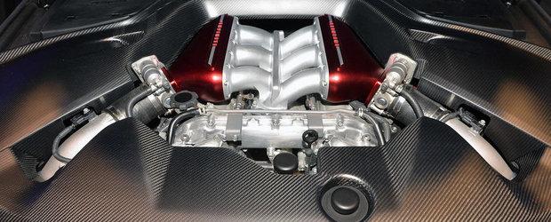 Geneva 2014: Infiniti Q50 Eau Rouge revine in peisaj cu un V6 turbo de 560 CP