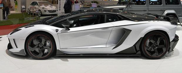 Geneva 2014: Mansory Carbonado GT reprezinta definitia tuningului la superlativ