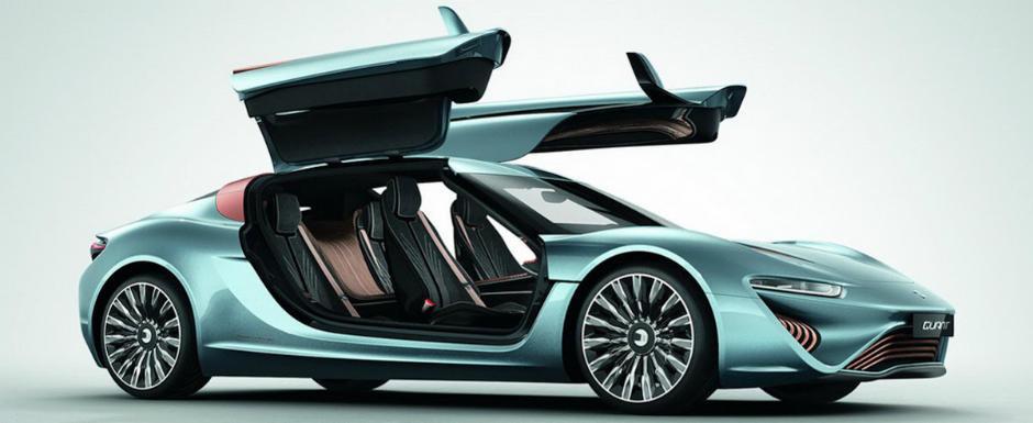Geneva 2014: Quant e-Sportlimousine, masina hibrida din Liechtenstein