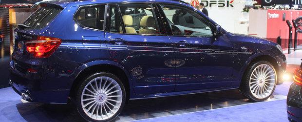 Geneva 2015: Alpina XD3 e cel mai rapid crossover diesel din lume
