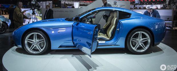 Geneva 2015: Berlinetta Lusso mixeaza designul clasic cu tehnologia moderna