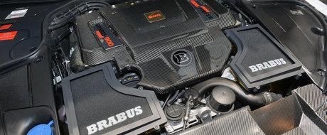 Geneva 2015: Brabus condimenteaza atmosfera cu un S-Class de 900 CP