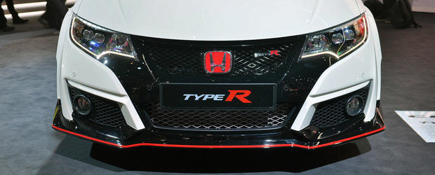 Geneva 2015: Honda Civic Type R intra in scena cu 310 CP si 400 Nm