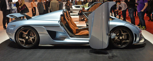 Geneva 2015: Koenigsegg Regera e cel mai puternic automobil al planetei