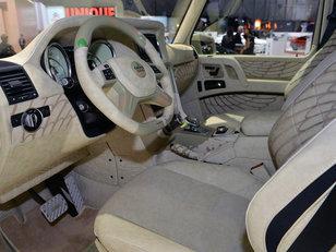 Geneva 2015: Mansory G63 AMG Sahara Edition
