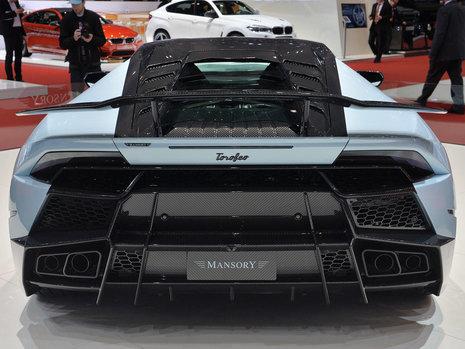 Geneva 2015: Mansory Torofeo