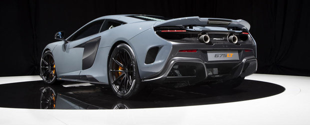 Geneva 2015: Noul McLaren 675LT iti va scoate din buzunar circa 356 mii euro