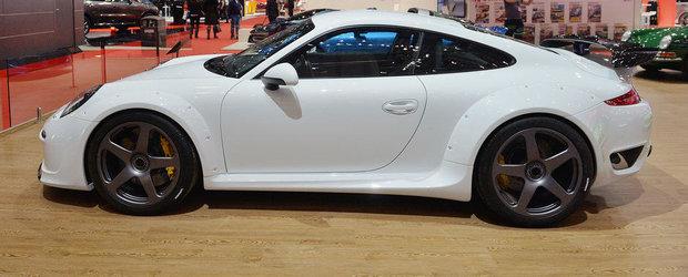 Geneva 2015: Ruf RGT 4.2 ia la tinta noul Porsche 991 GT3 RS